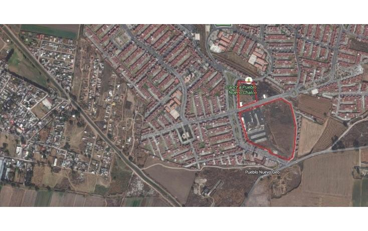 Foto de terreno habitacional en venta en  , pueblo nuevo, chalco, m?xico, 1349399 No. 03