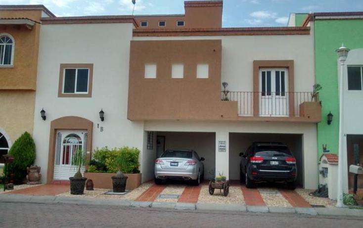 Foto de casa en venta en clemente orozco ., pueblo nuevo, corregidora, querétaro, 1012085 No. 01