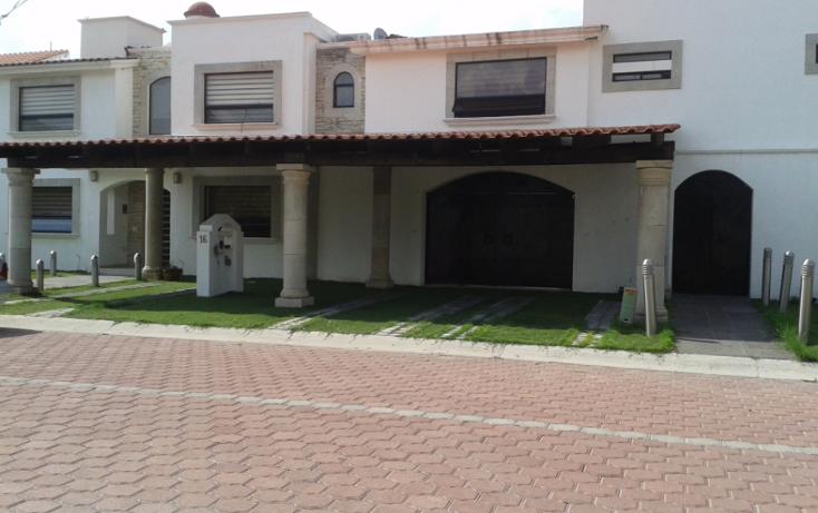 Foto de casa en venta en  , pueblo nuevo, corregidora, querétaro, 1225349 No. 01