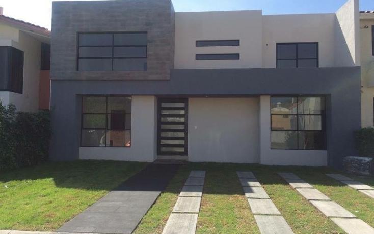 Foto de casa en venta en  , pueblo nuevo, corregidora, querétaro, 1476229 No. 01