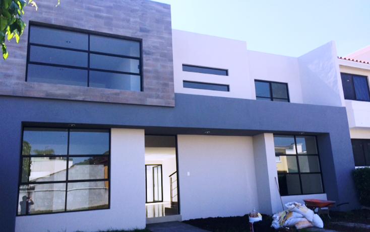 Foto de casa en venta en  , pueblo nuevo, corregidora, querétaro, 1489671 No. 01