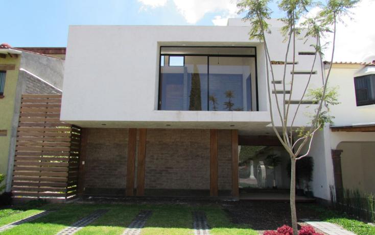 Foto de casa en venta en  , pueblo nuevo, corregidora, querétaro, 2043170 No. 01