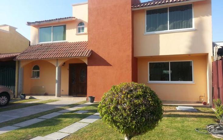 Foto de casa en venta en  , pueblo nuevo, corregidora, quer?taro, 519721 No. 01