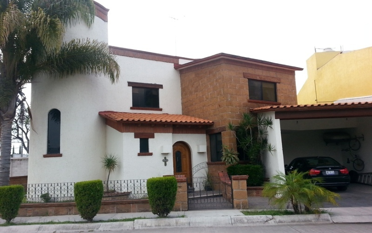 Foto de casa en venta en  , pueblo nuevo, corregidora, quer?taro, 706566 No. 01