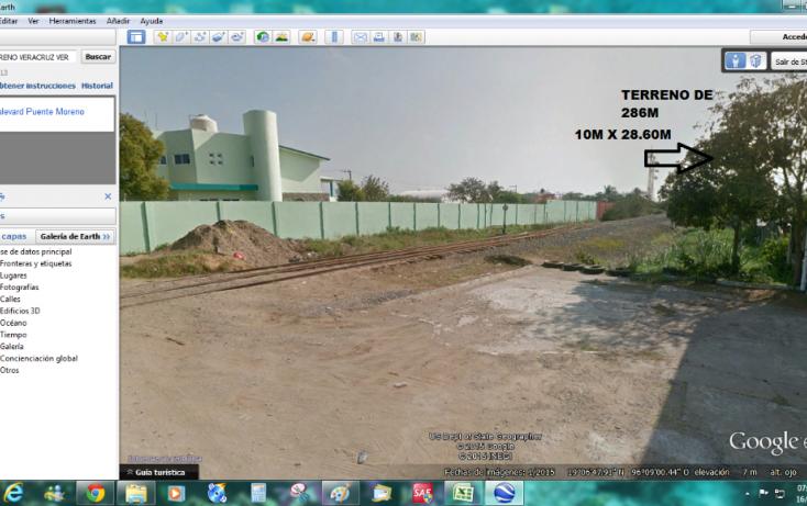 Foto de terreno habitacional en venta en, puente moreno, medellín, veracruz, 1290629 no 01