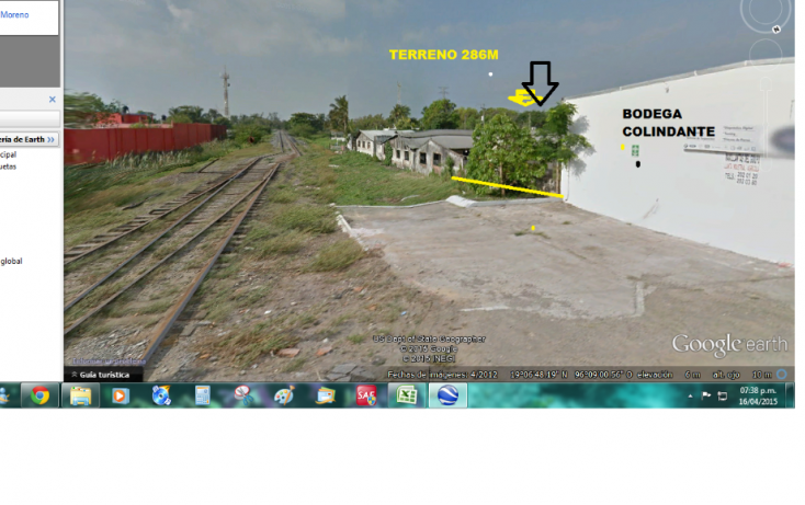 Foto de terreno habitacional en venta en, puente moreno, medellín, veracruz, 1290629 no 03