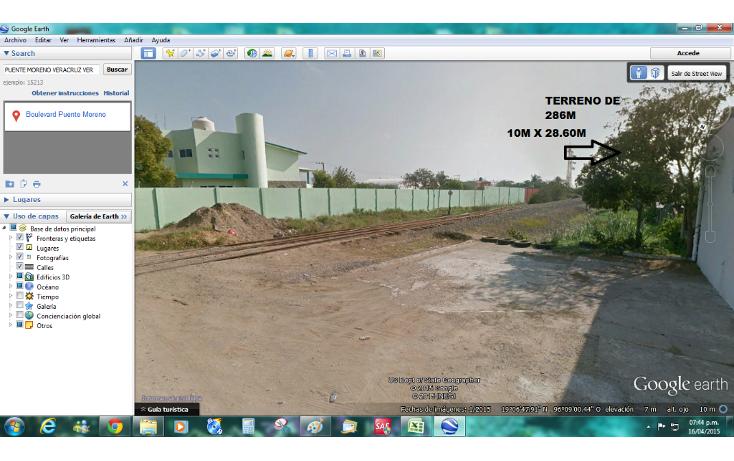 Foto de terreno habitacional en venta en  , puente moreno, medellín, veracruz de ignacio de la llave, 1290629 No. 01