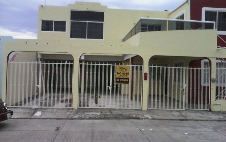 Foto de casa en venta en  , puente moreno, medell?n, veracruz de ignacio de la llave, 1717396 No. 01