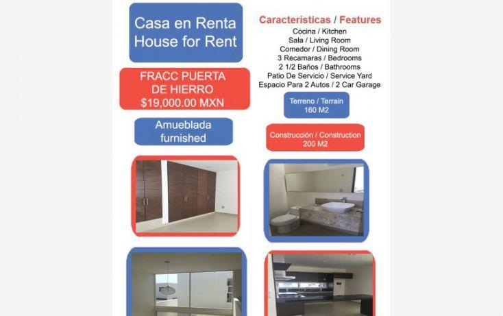 Foto de casa en renta en puerta de hierro 1, campestre hurtado, irapuato, guanajuato, 1994390 no 01