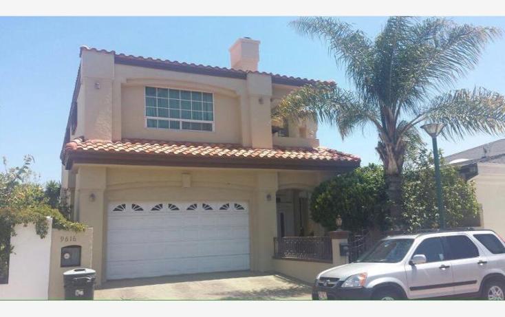 Foto de casa en venta en puerta de hierro 1, hipódromo, tijuana, baja california, 2545966 No. 01