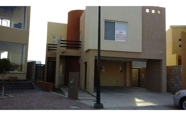 Foto de casa en renta en  , puerta de hierro ii, chihuahua, chihuahua, 1264165 No. 01