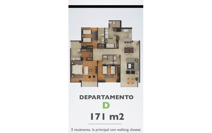 Foto de departamento en venta en  , puerta de hierro, zapopan, jalisco, 1233699 No. 05