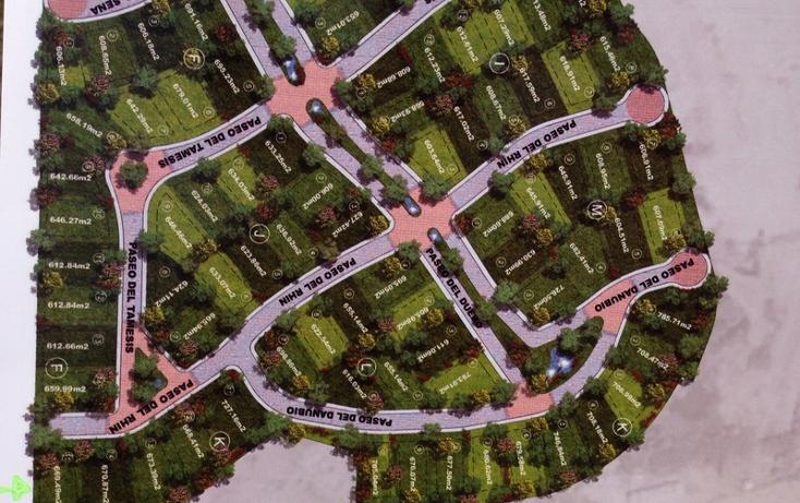 Foto de terreno habitacional en venta en  , puerta de hierro, zapopan, jalisco, 449212 No. 10