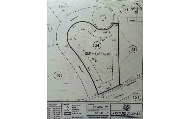 Foto de terreno habitacional en venta en  , puerta de hierro, zapopan, jalisco, 577506 No. 05