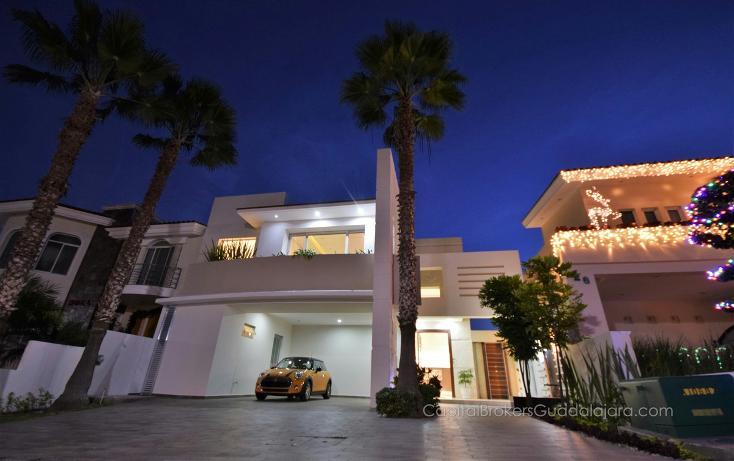Foto de casa en venta en  , puerta de hierro, zapopan, jalisco, 735857 No. 01