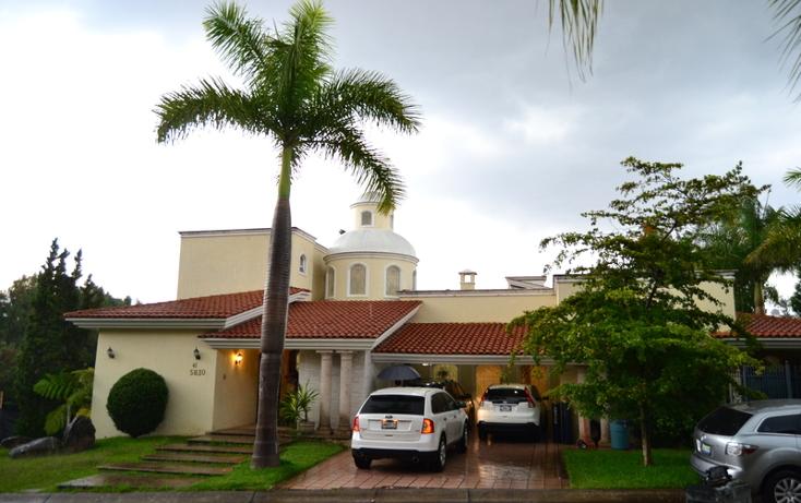 Foto de casa en venta en  , puerta de hierro, zapopan, jalisco, 807699 No. 01
