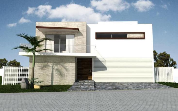 Foto de casa en venta en  , puerta de hierro, zapopan, jalisco, 827151 No. 01