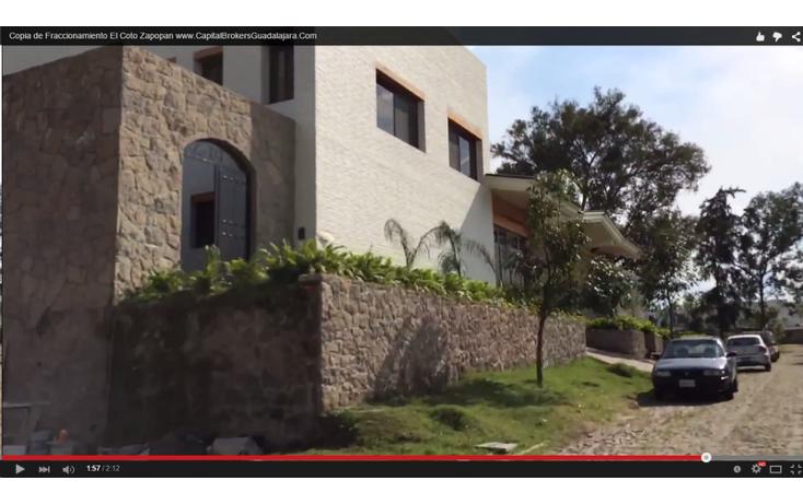 Foto de terreno habitacional en venta en  , puerta de hierro, zapopan, jalisco, 897437 No. 03
