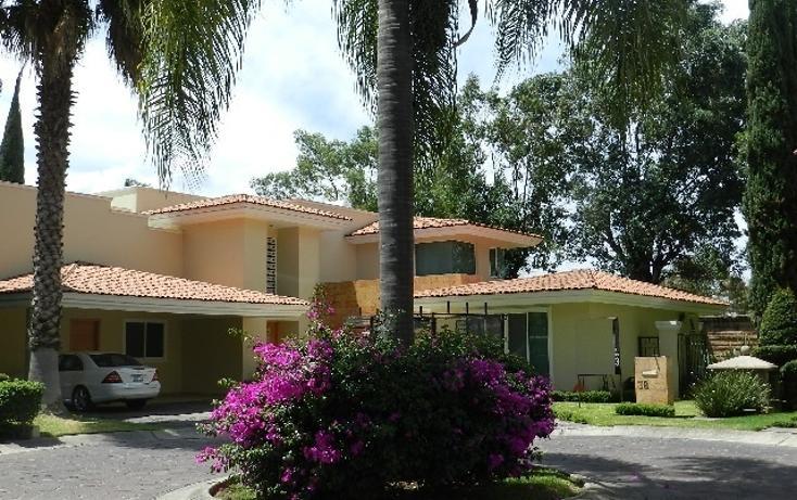 Foto de casa en venta en  , puerta de hierro, zapopan, jalisco, 926841 No. 01