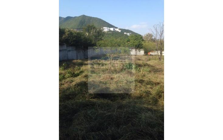 Foto de terreno habitacional en venta en  123, campestre bugambilias, monterrey, nuevo león, 1518819 No. 06