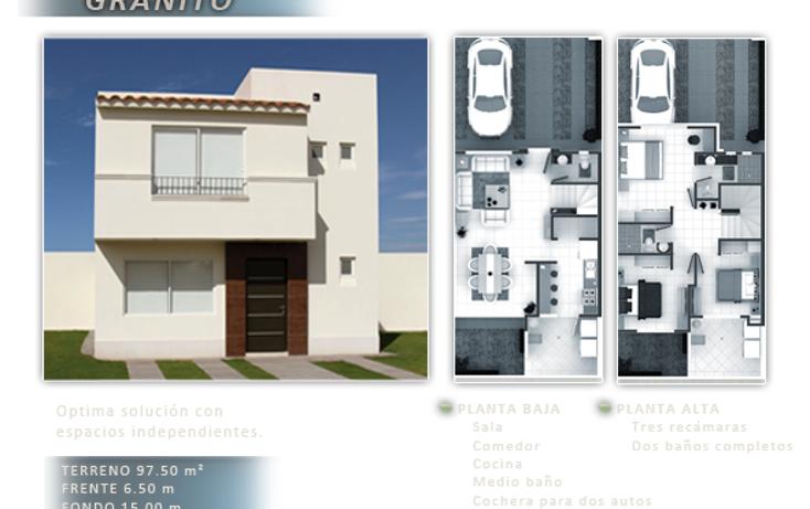 Foto de casa en renta en  , puerta de piedra, san luis potosí, san luis potosí, 1056833 No. 01