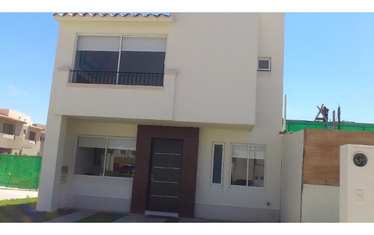 Foto de casa en venta en  , puerta de piedra, san luis potosí, san luis potosí, 1095377 No. 01