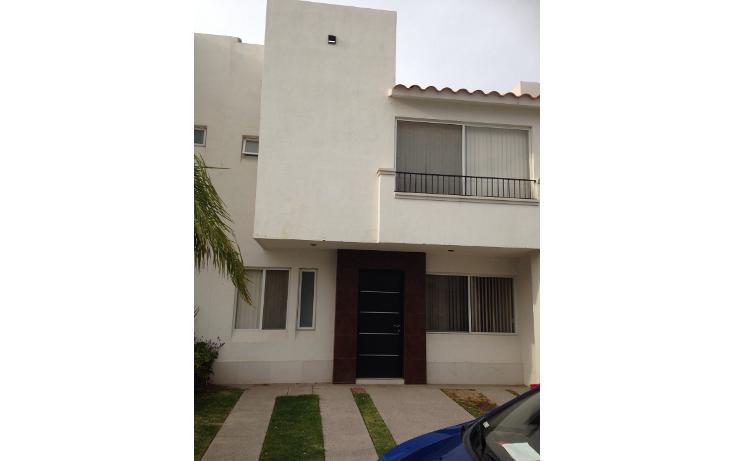 Foto de casa en renta en  , puerta de piedra, san luis potosí, san luis potosí, 1101251 No. 01