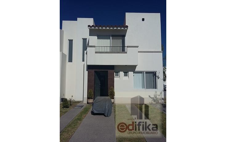Foto de casa en venta en  , puerta de piedra, san luis potosí, san luis potosí, 1165449 No. 01