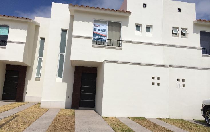 Foto de casa en condominio en venta en  , puerta de piedra, san luis potosí, san luis potosí, 1269051 No. 01