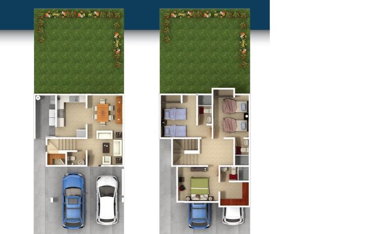 Foto de casa en venta en  , puerta de piedra, san luis potosí, san luis potosí, 1467951 No. 02