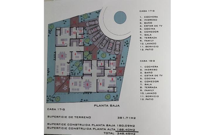 Foto de casa en venta en  , puerta del bosque, zapopan, jalisco, 1699636 No. 10