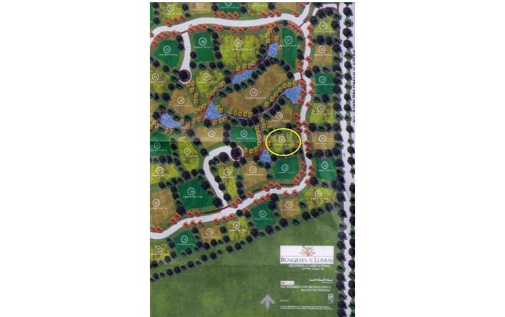 Foto de terreno habitacional en venta en  , puerta del bosque, zapopan, jalisco, 449331 No. 04