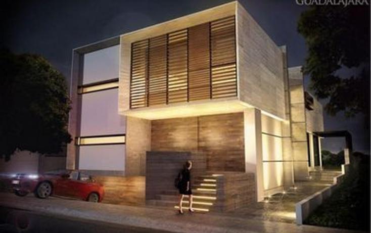 Foto de casa en venta en  , puerta del bosque, zapopan, jalisco, 481972 No. 01