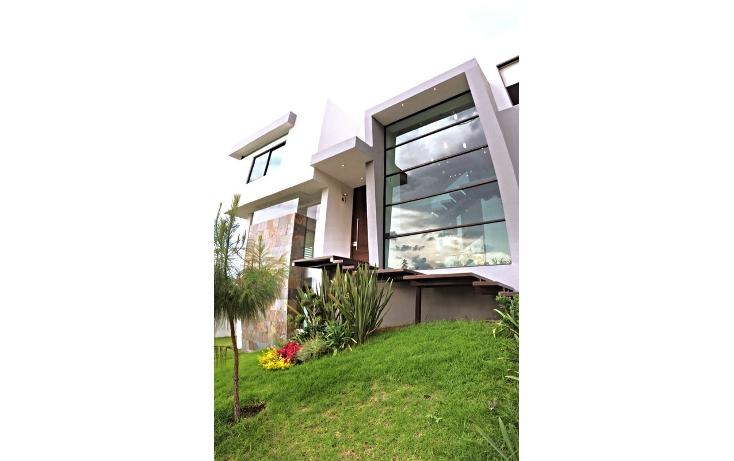 Foto de casa en venta en  , puerta del bosque, zapopan, jalisco, 538907 No. 01