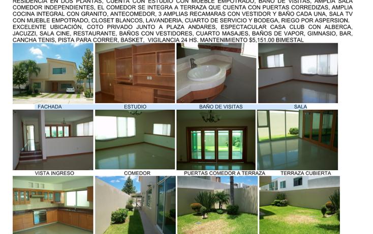 Foto de casa en renta en  , puerta del bosque, zapopan, jalisco, 929511 No. 10