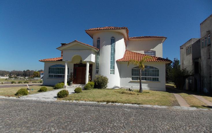 Foto de casa en renta en  , puerta del carmen, ocoyoacac, méxico, 1519367 No. 01