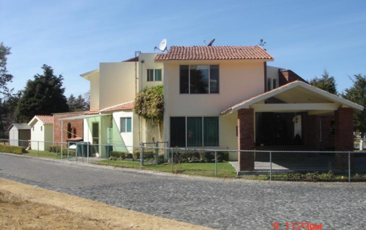 Foto de casa en venta en  , puerta del carmen, ocoyoacac, méxico, 1609476 No. 02