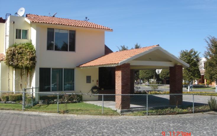Foto de casa en venta en  , puerta del carmen, ocoyoacac, méxico, 1609476 No. 04