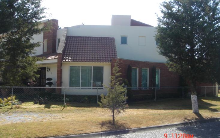 Foto de casa en venta en  , puerta del carmen, ocoyoacac, méxico, 1609476 No. 14