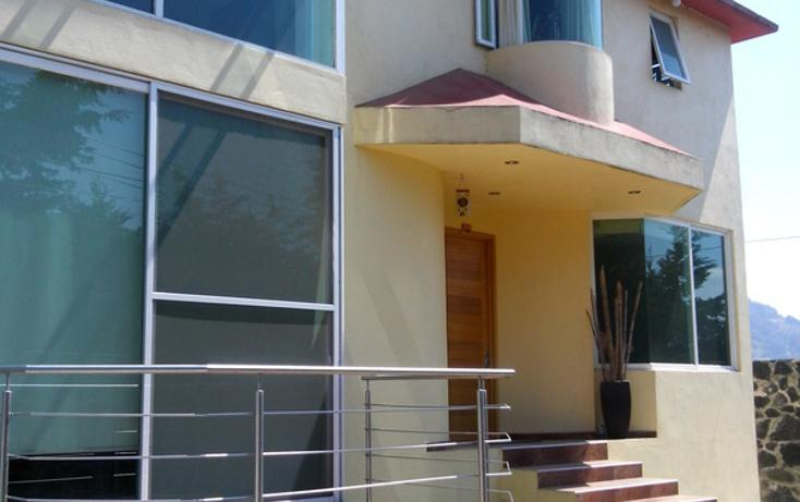 Foto de casa en venta en  , puerta del carmen, ocoyoacac, méxico, 781983 No. 01