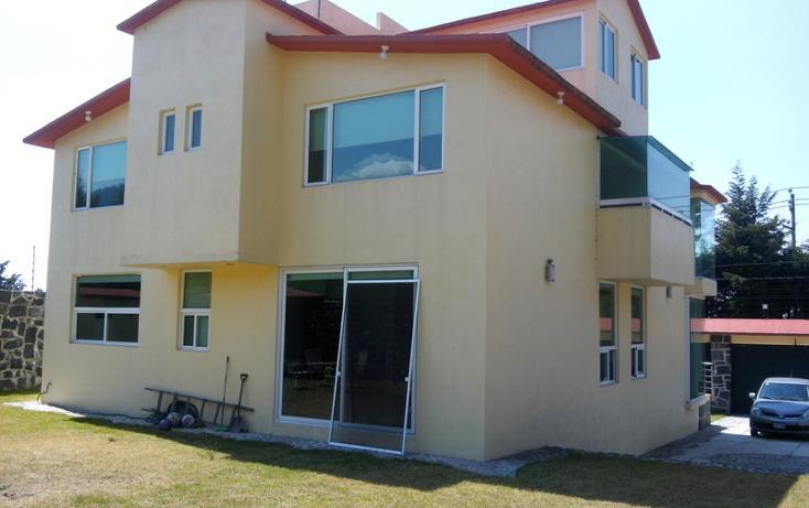 Foto de casa en venta en  , puerta del carmen, ocoyoacac, méxico, 781983 No. 02