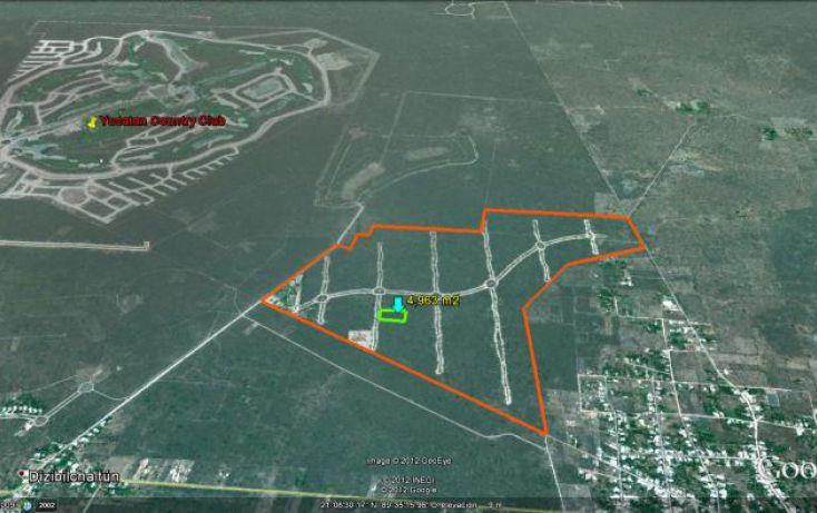 Foto de terreno habitacional en venta en puerta del mayab, chablekal, mérida, yucatán, 1753958 no 04