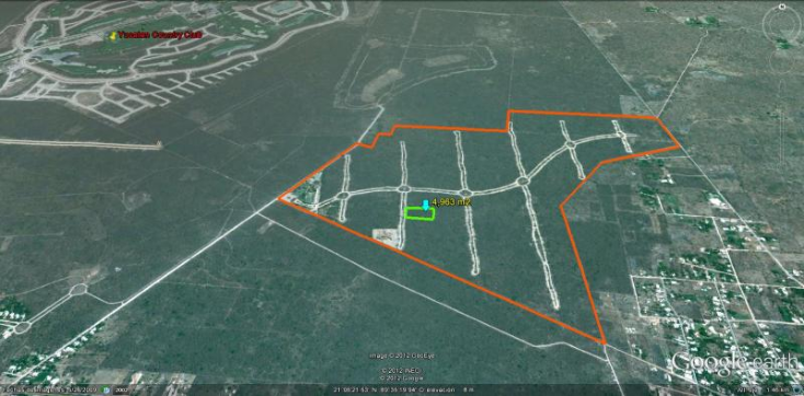 Foto de terreno habitacional en venta en  , chablekal, mérida, yucatán, 1753958 No. 05