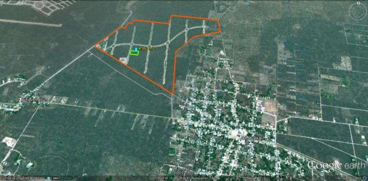Foto de terreno habitacional en venta en  , chablekal, mérida, yucatán, 1753958 No. 06