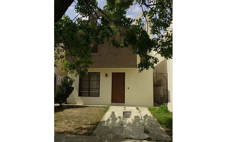 Foto de casa en venta en  , puerta del norte fraccionamiento residencial, general escobedo, nuevo león, 1088577 No. 01