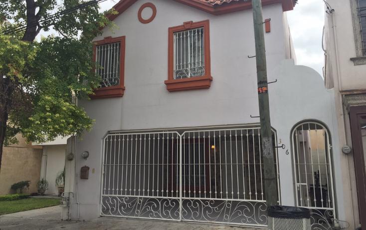 Foto de casa en renta en  , puerta del norte fraccionamiento residencial, general escobedo, nuevo león, 1618902 No. 01