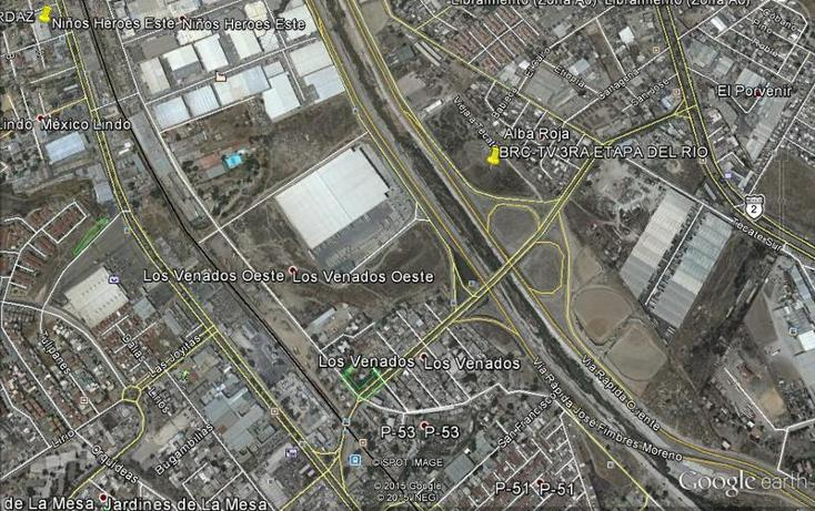 Foto de terreno habitacional en venta en avenida rapida oriente , alba roja, tijuana, baja california, 2716741 No. 08