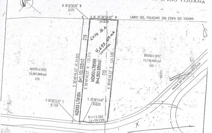 Foto de terreno habitacional en venta en avenida rapida oriente , alba roja, tijuana, baja california, 2716741 No. 10