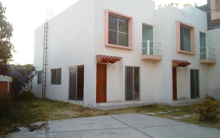 Foto de casa en venta en  , puerta del sol, cuernavaca, morelos, 1527484 No. 01