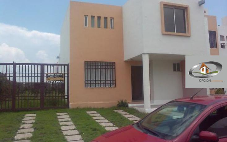 Foto de casa en venta en  , puerta del sol, querétaro, querétaro, 1626407 No. 01